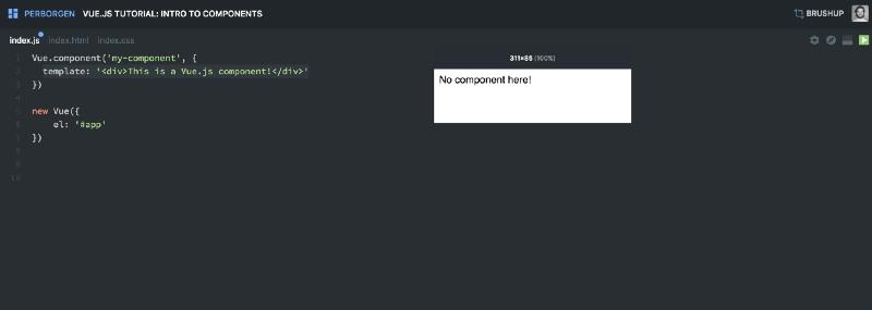 Vue Components: An Interactive Vue JS Tutorial