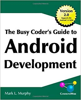 If you want to become an Android developer, read these books