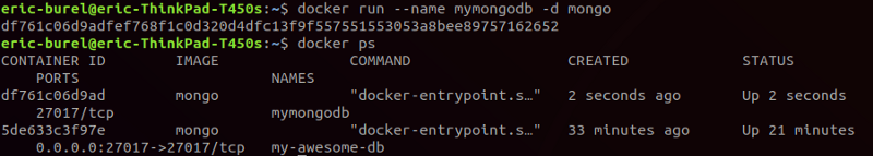 How to Deploy Mongo on AWS using Docker: the definitive