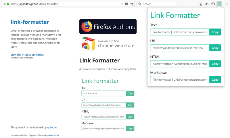 How to make a cross-browser extension using JavaScript and